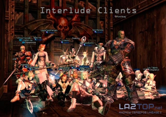 lineage2 interlude client